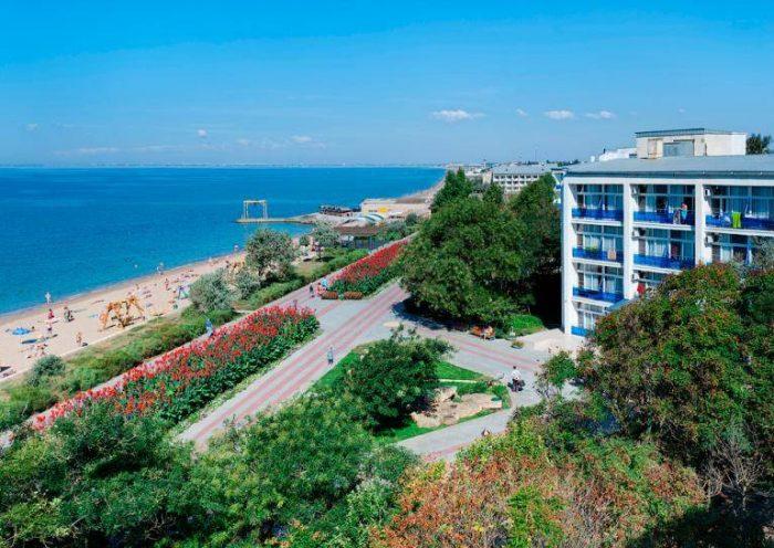 Экскурсия по городу Саки «Первый курорт Крыма»