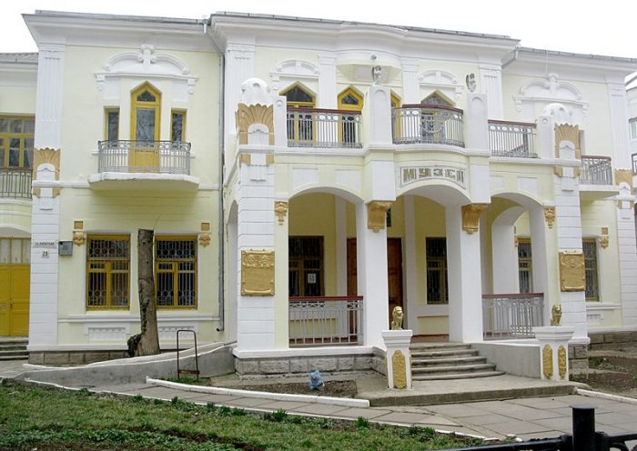 Музей краеведения и истории грязелечения