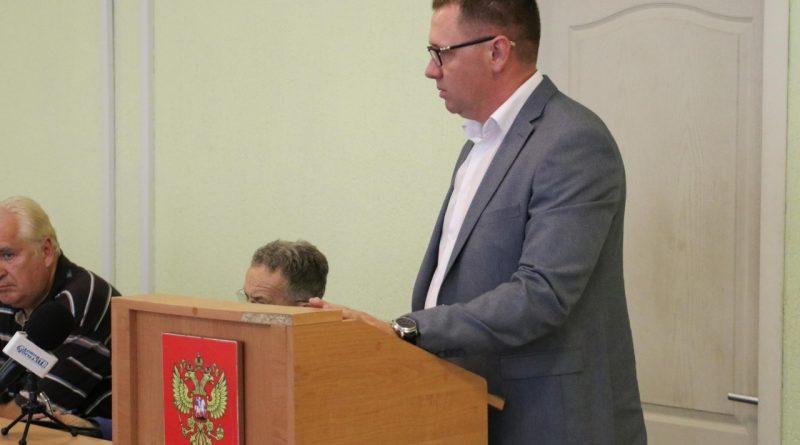 Временно исполняющим обязанности главы администрации назначен Михаил Афанасьев