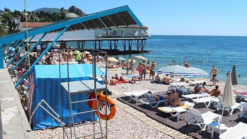 Информируем вас о перечне пляжных территорий общего пользования